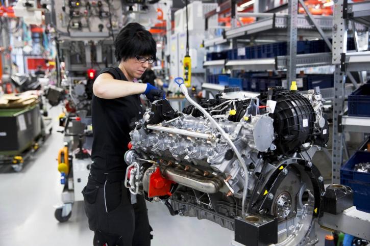 working women Germany