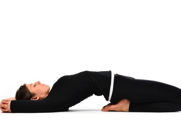 Supta Vajrasana: The Supine Thunderbolt Pose