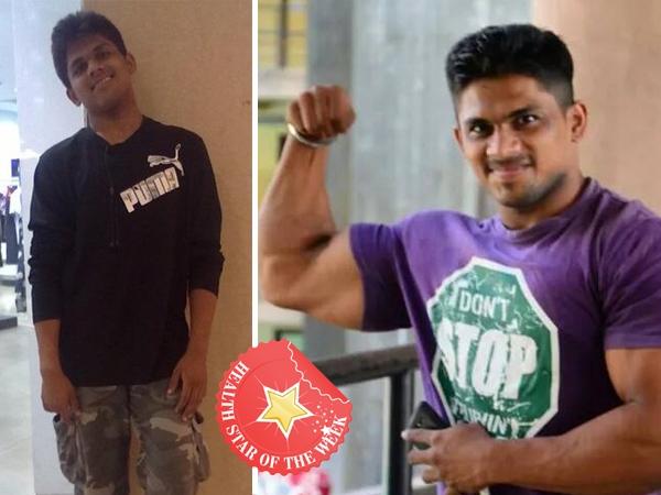 Health Star Of The Week: Sagar's Healthy Weight Gain