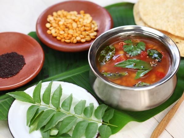 Healthy Recipe: Spicy Rasam