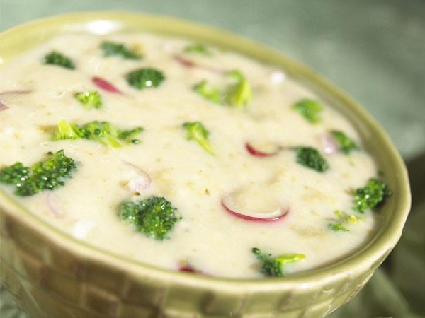 Calcium-Rich Recipe: Almond Soup