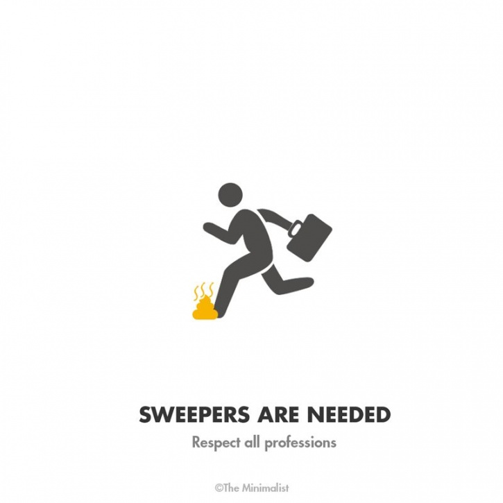 Sweepers are needed