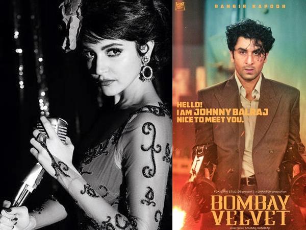 Decoding Ranbir's Street Fighter Body & Anushka's Lips In Bombay Velvet