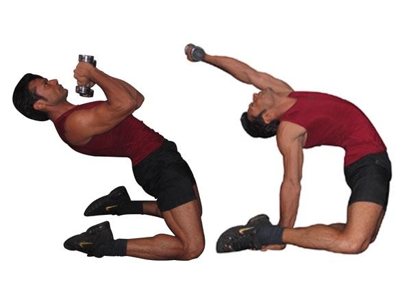 Iron Yoga: Yoga With Weights!