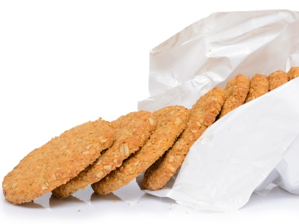 Weight Loss Recipe: Baked Oats Puri