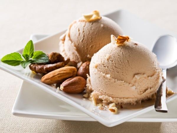 Healthy Holi Recipe: Thandai Ice Cream