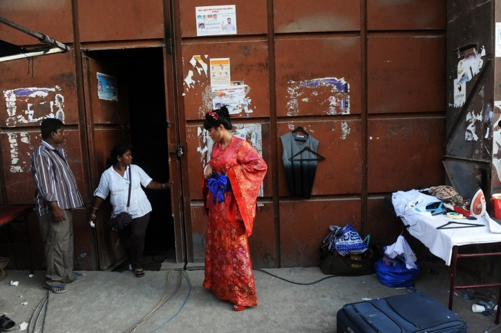 working women filmcity Mumbai