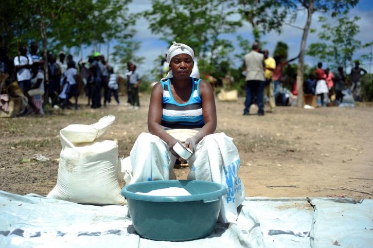 working women Haiti