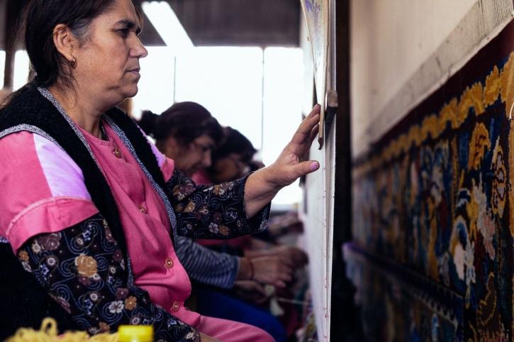 Working women in Bulgaria