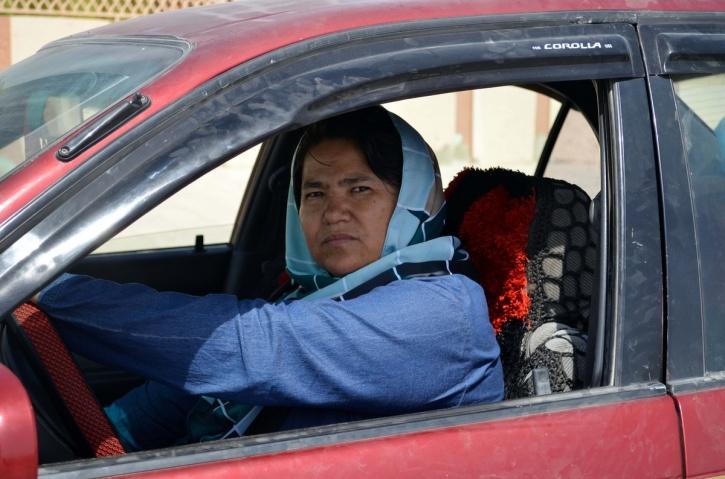 Working women, Balkh, Afganistan