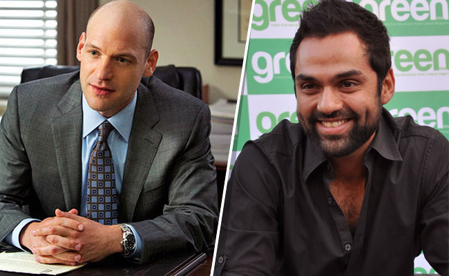 Abhay deol and Corey Stoll