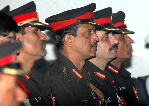 Indian Army officers