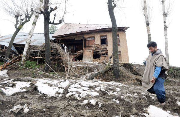 Jammu and Kashmir flood