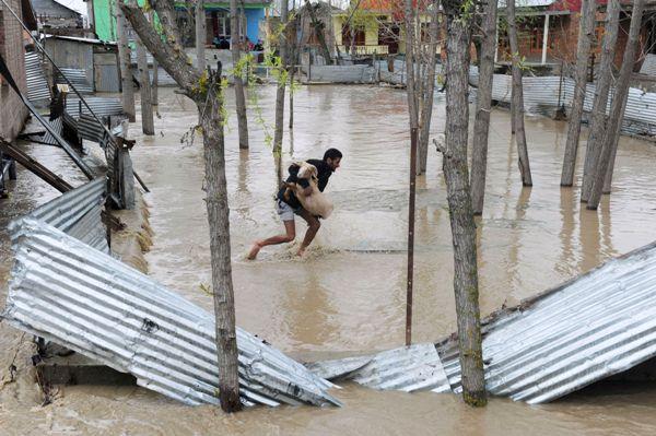 Kashmir floods 2015