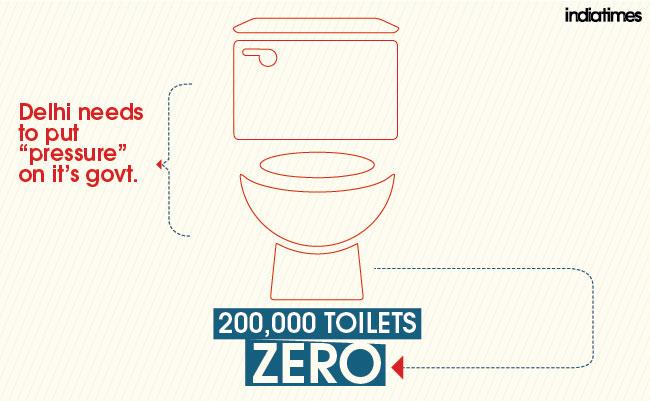 aap toilets