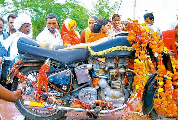 enfield bullet temple