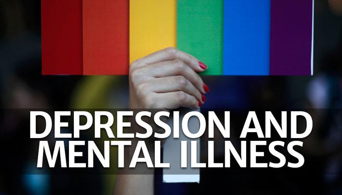 LGBTand depression