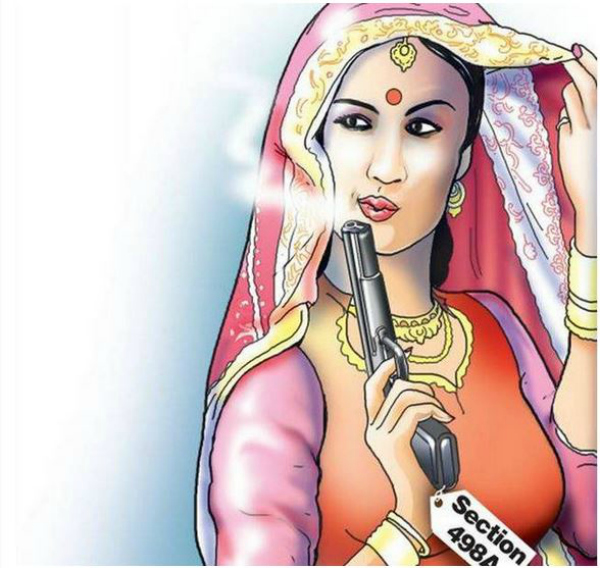 dowry india 498 A