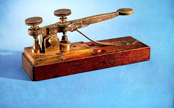 Morse reader
