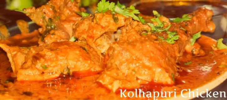Kolhapuri Chicken
