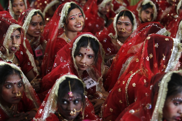 mass marriage india