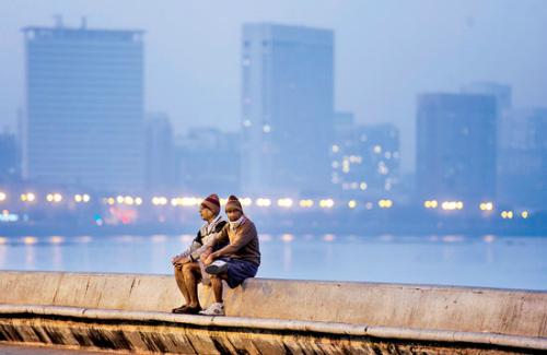 Winters in mumbai