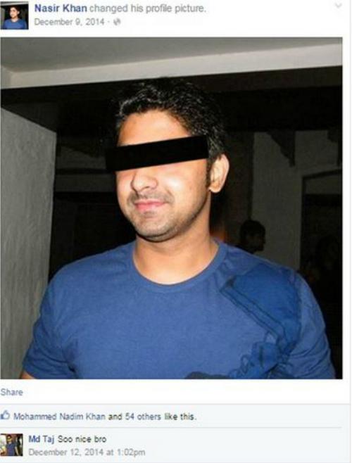 nasir khan park street gang rape accused