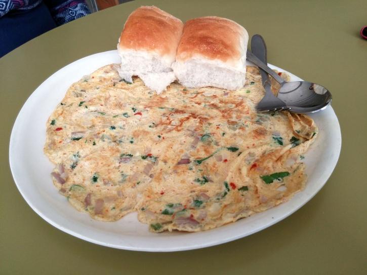 Omelette Pav