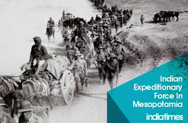 Indian Soldiers World War 1