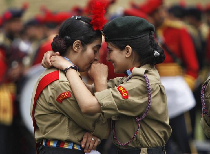 ncc cadet women