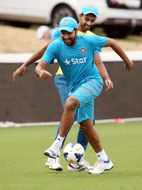 Rohit Sharma World Cup 2015