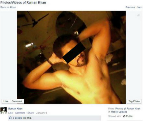 ruman khan park street gang rape accused