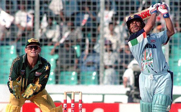 Sachin vs Australia