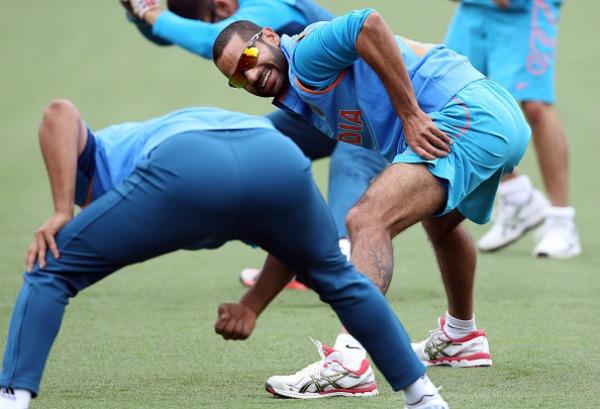 Shikhar Dhawan World Cup 2015
