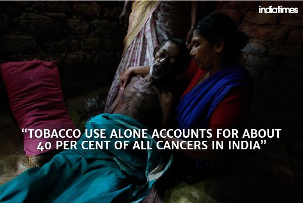 tobacco india cancer