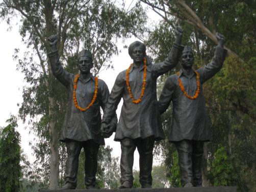 Bhagat Singh Raj Guru Sukhdev