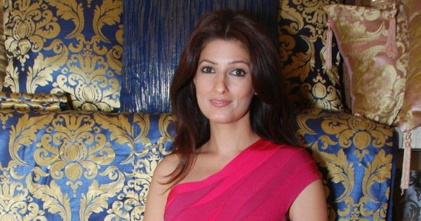 Twinkle Khanna Blog
