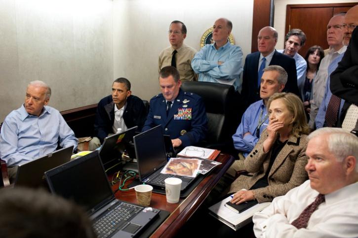 osama obama capture