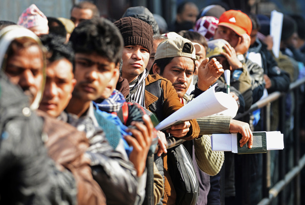 nepalese in qatar
