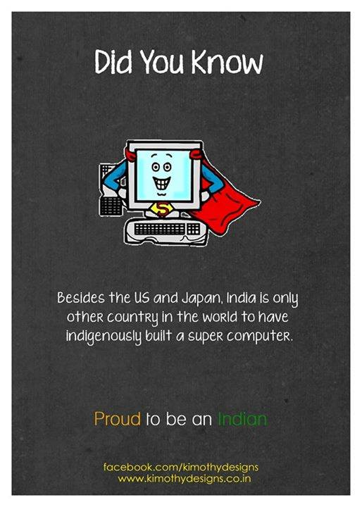 Proud to be an Indian
