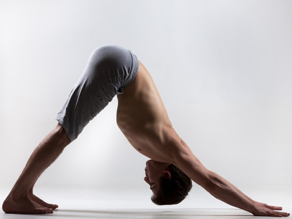6 Yoga Poses To Help You De-Stress And Sleep Better