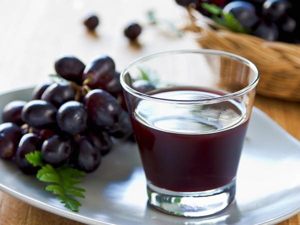 Carrot And Grape Juice Recipe