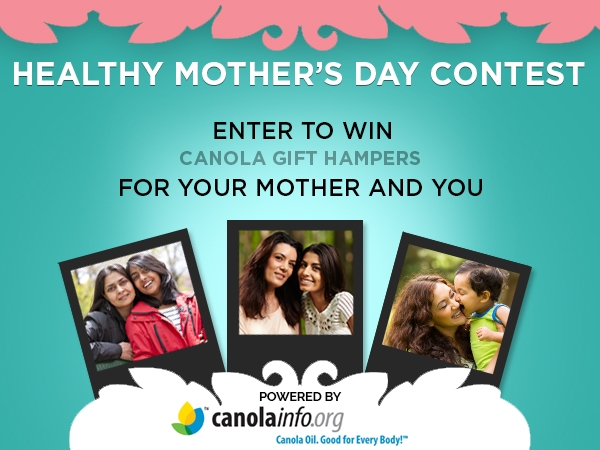 Healthy Mother's Day Contest