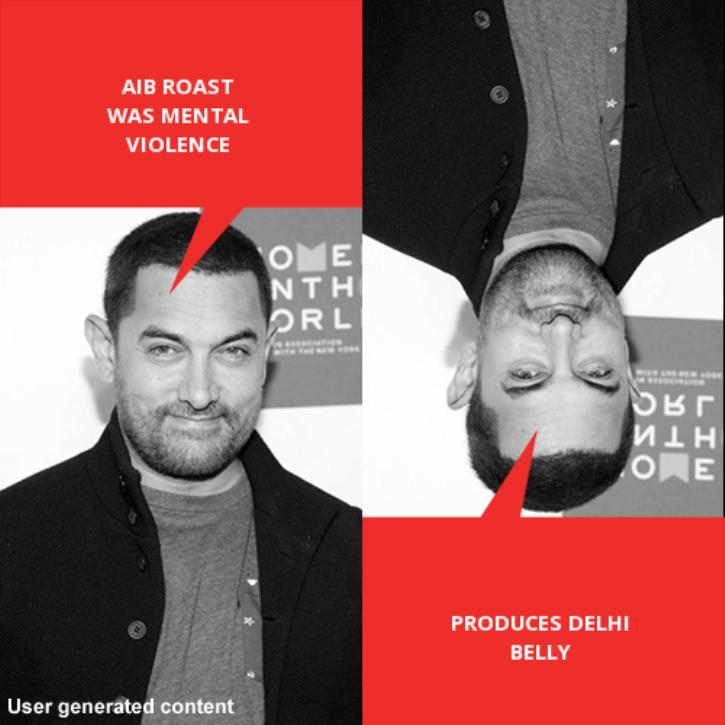 Aamir Khan Double Dholki meme