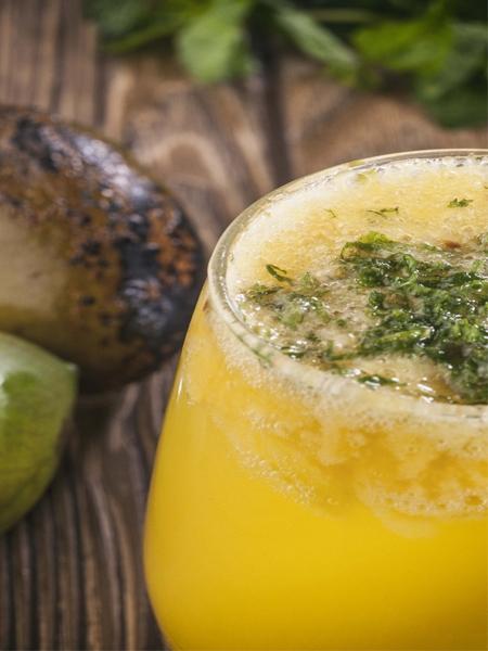 Healthy Mango Drink: Aam Panna