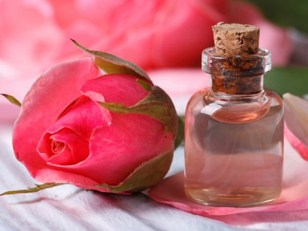 6 Ways To Use Rose Water To Pamper Your Skin And Hair