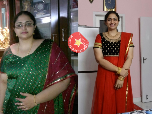 Health Star Of The Week: Sri Lakshmi's Determination To Lose Weight