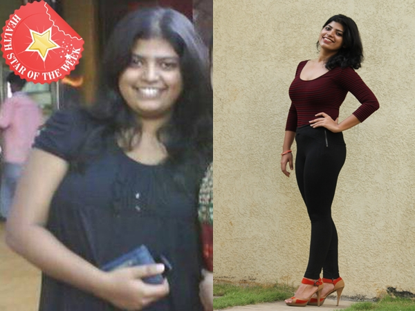 Health Star Of The Week: Saachi's Healthy Weight Loss Story