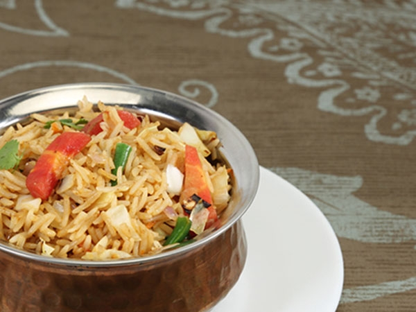 Diabetic Friendly Recipe: Channa And Vegetable Pulao