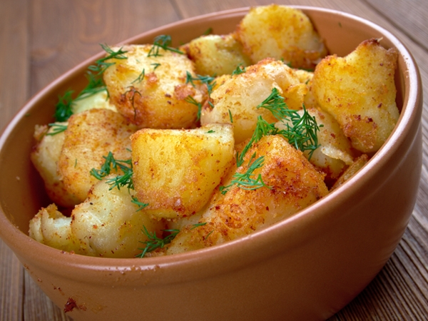 Healthy Ways To Eat More Potatoes
